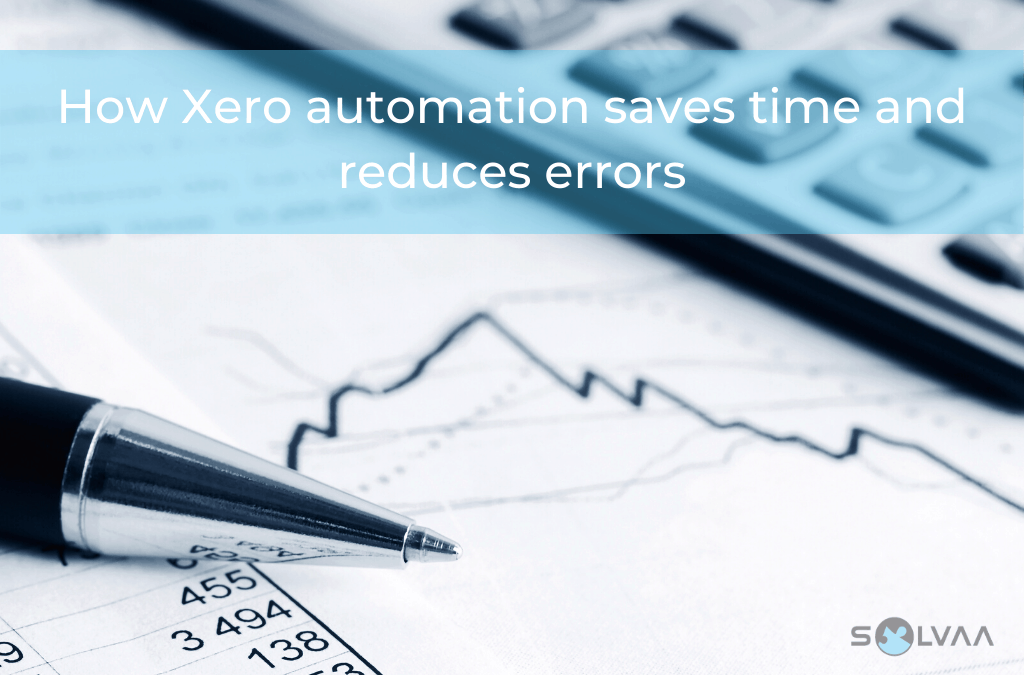 How Xero automation saves time and reduces errors