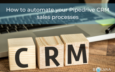 How to automate your Pipedrive CRM sales processes