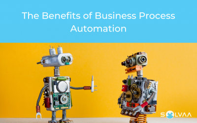The Benefits of Business Process Automation