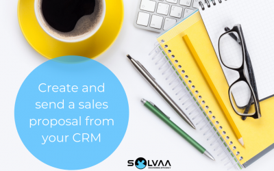 Create And Send A Bespoke Sales Proposal PDF From Your CRM