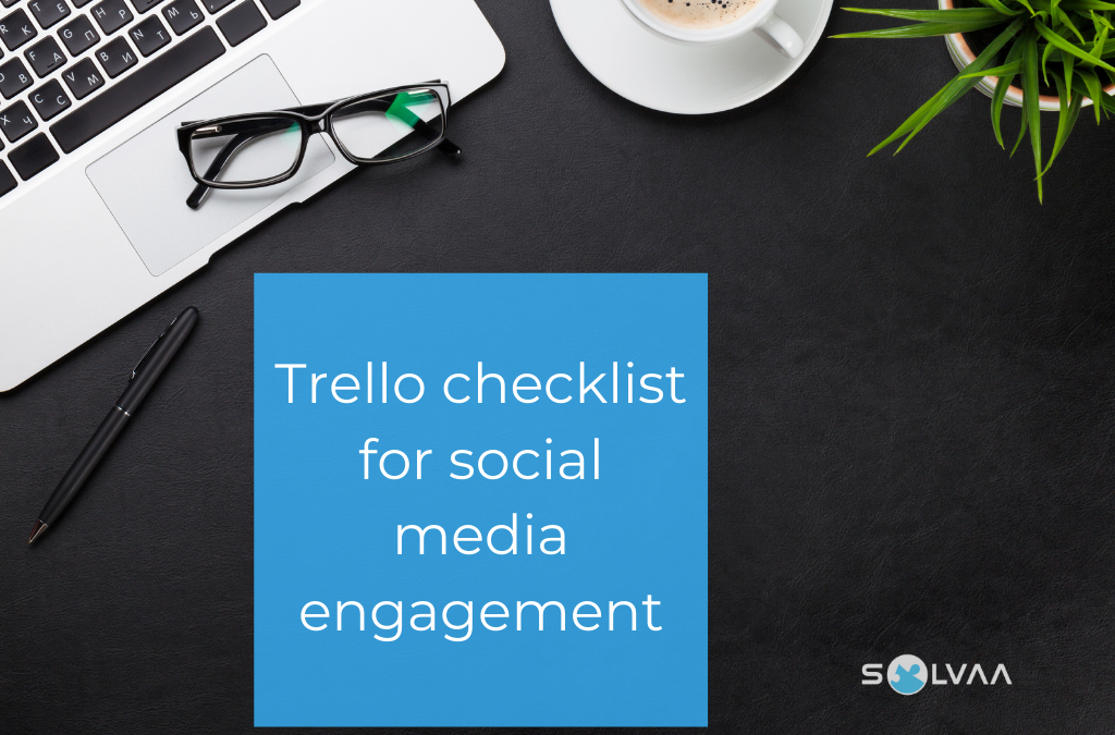 How to automate creation of a Trello checklist for handling Twitter engagements