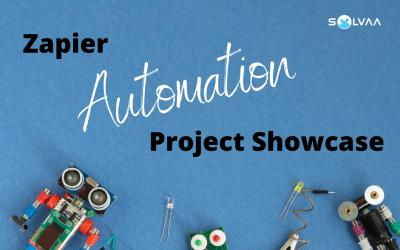 Zapier Project Showcase