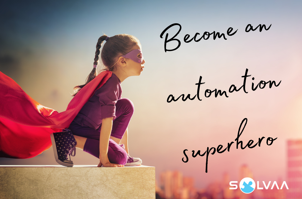 Become an automation superhero with our free cheatsheet